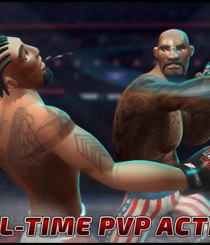 MMA Federation Ekran Görüntüleri - 7