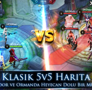 Mobile Legends: Bang bang Ekran Görüntüleri - 5