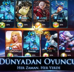 Mobile Legends: Bang bang Ekran Görüntüleri - 4