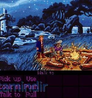 Monkey Island 2 Special Edition: LeChuck's Revenge Ekran Görüntüleri - 3