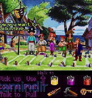 Monkey Island 2 Special Edition: LeChuck's Revenge Ekran Görüntüleri - 1