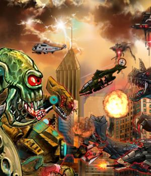 Monsters Rampage Ekran Görüntüleri - 5