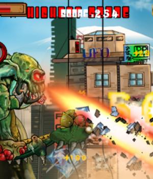 Monsters Rampage Ekran Görüntüleri - 4