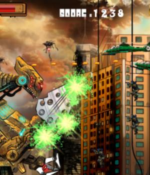 Monsters Rampage Ekran Görüntüleri - 3