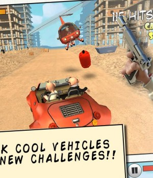 Mortadelo & Filemon: Frenzy Drive Ekran Görüntüleri - 2