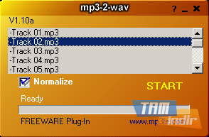 Mp3-2-Wav Converter Ekran Görüntüleri - 2