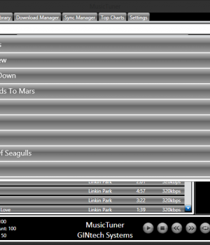 MusicTuner Ekran Görüntüleri - 5
