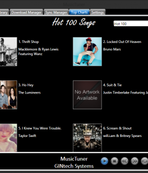 MusicTuner Ekran Görüntüleri - 2