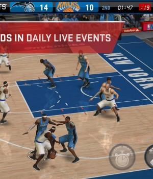NBA Live Mobile Ekran Görüntüleri - 4