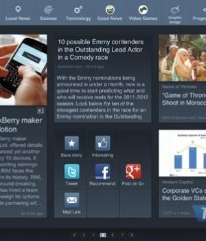 News360 for iPad Ekran Görüntüleri - 4