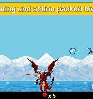 Ninja Strike 2 Dragon Warrior Ekran Görüntüleri - 3