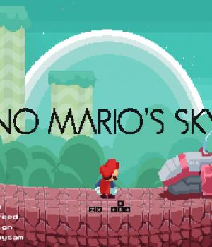 No Mario's Sky Ekran Görüntüleri - 4