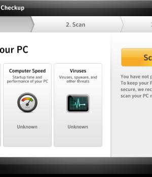 Norton PC Checkup Ekran Görüntüleri - 2
