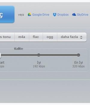 Online Ses Dönüştürücü Ekran Görüntüleri - 2