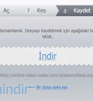 Online Video Kesici Ekran Görüntüleri - 1