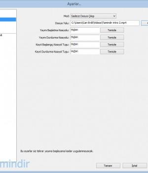 Open Broadcaster Software - OBS Ekran Görüntüleri - 5