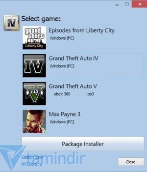 Open IV Package Installer Ekran Görüntüleri - 1
