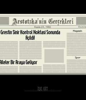 Papers, Please Türkçe Yama Ekran Görüntüleri - 7