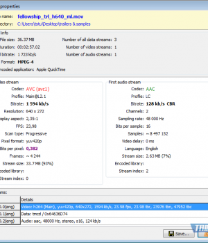 Pazera Free MOV to AVI Converter Ekran Görüntüleri - 1