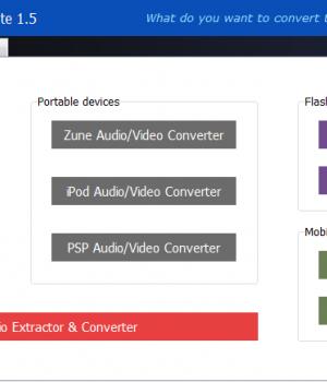 Pazera Video Converters Suite Ekran Görüntüleri - 1