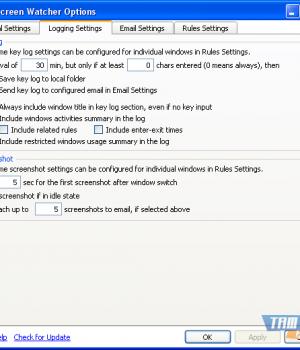 PC Screen Watcher Ekran Görüntüleri - 3