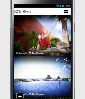 Photobucket Mobile Ekran Görüntüleri - 2