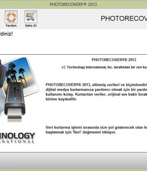 PHOTORECOVERY Ekran Görüntüleri - 1