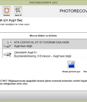 PHOTORECOVERY Ekran Görüntüleri - 3