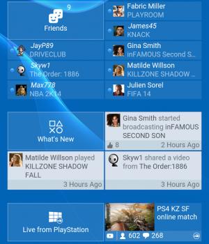 PlayStation App Ekran Görüntüleri - 6