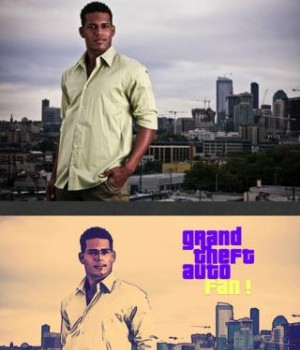 Poster Maker - Grand Theft Auto Edition! Ekran Görüntüleri - 5