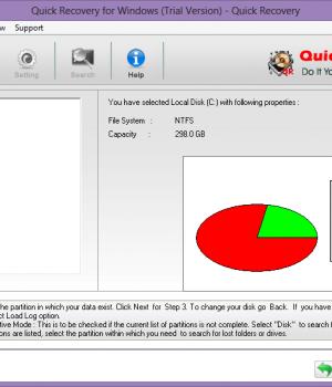 Quick Recovery for Windows Ekran Görüntüleri - 3