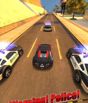 Rage Racing 3D Ekran Görüntüleri - 6