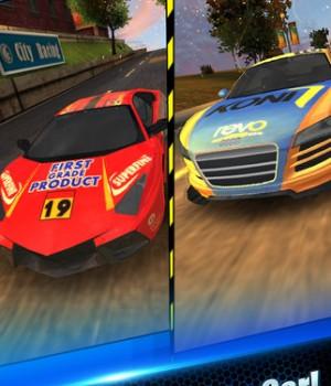 Rage Racing 3D Ekran Görüntüleri - 2