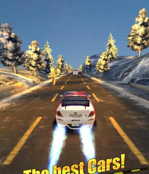 Rage Racing 3D Ekran Görüntüleri - 3