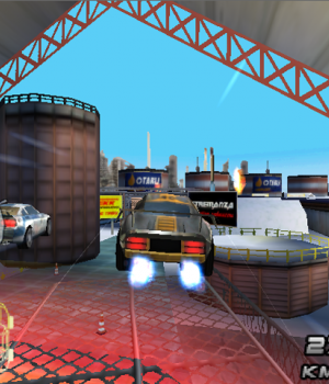 Raging Thunder 2 - FREE Ekran Görüntüleri - 2