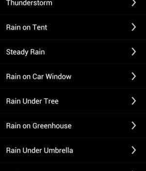 Rain Sounds Ekran Görüntüleri - 2