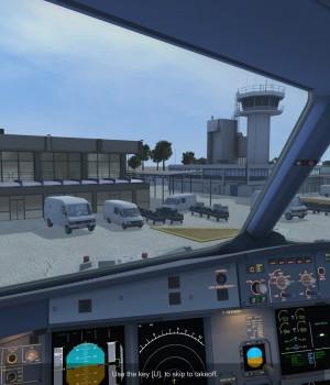 Ready for Take off - A320 Simulator Ekran Görüntüleri - 7