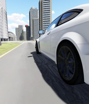 Real Drift Racing AMG C63 Ekran Görüntüleri - 6