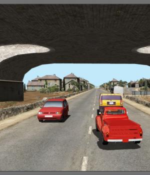 Real Traffic Racing 3D Ekran Görüntüleri - 2