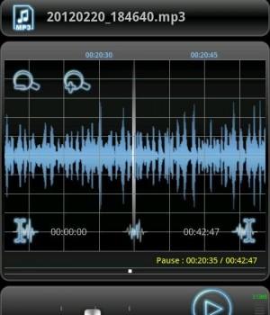 RecForge Lite - Audio Recorder Ekran Görüntüleri - 6