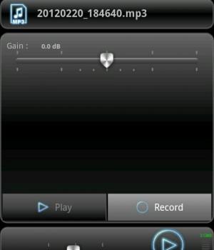 RecForge Lite - Audio Recorder Ekran Görüntüleri - 4