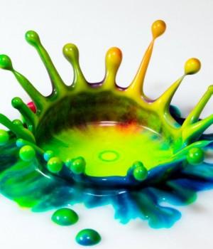 Renk Sıçraması Teması Ekran Görüntüleri - 4