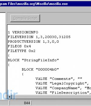 ResHack Ekran Görüntüleri - 1