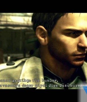Resident Evil 5 Türkçe Yama Ekran Görüntüleri - 1