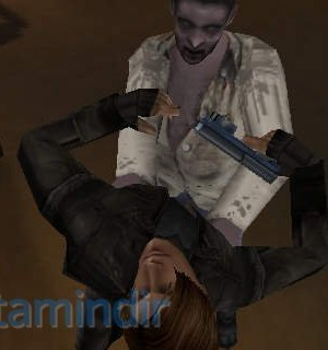 Resident Evil: Degeneration Lite Ekran Görüntüleri - 3