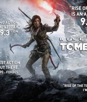 Rise of the Tomb Raider Ekran Görüntüleri - 1