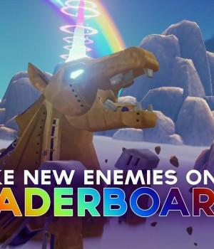 Robot Unicorn Attack 3 Ekran Görüntüleri - 2