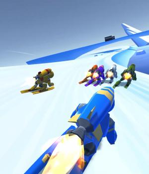 Rocket Ski Racing Ekran Görüntüleri - 1