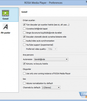 ROSA Media Player Ekran Görüntüleri - 3