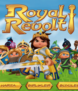 Royal Revolt! Ekran Görüntüleri - 6